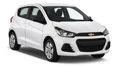 hire chevrolet spark canada