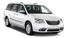toronto airport chrysler town and country