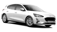hire ford focus canada