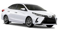 hire toyota yaris sedan canada